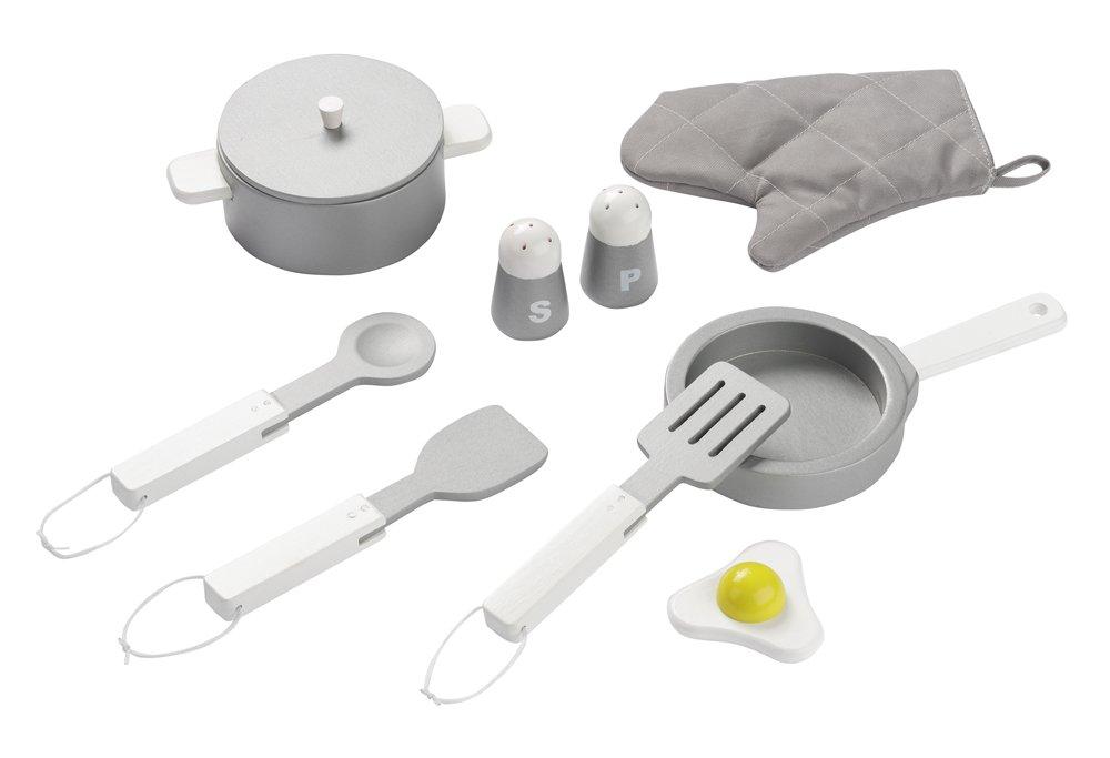 howa Küchenset silber