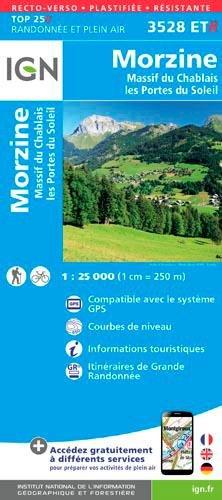 Morzine / Massif du Chablais 2017: IGN.P.3528ETR ebook