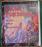 Social Psychology, Loose-leaf Version
