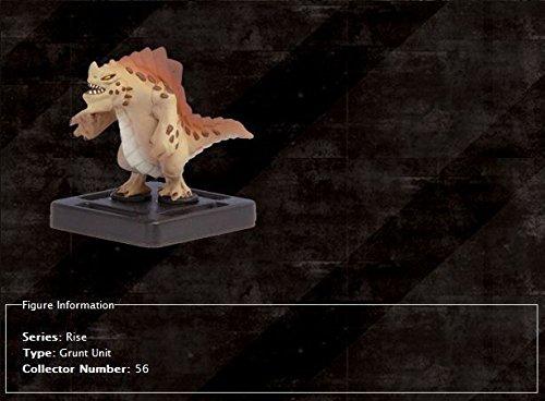 Monsterpocalypse Rise (Monsterpocalypse - Terrasaurs Unit - Carnidon Grunt - Rise .HN#GG_634T6344 G134548TY45732)