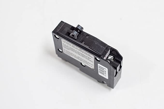 SCHNEIDER ELECTRIC Miniature Cb 120/240-Volt 20-Amp/20-Amp QO2020 Switch Fusible Hd 30A 3P Stainless