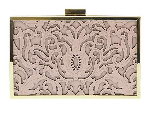 Womens 014 Cavalli HXLPB3 Nude Box Roberto Clutch for T10qnxw