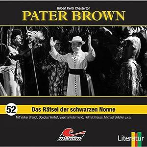 Das Rätsel der schwarzen Nonne (Pater Brown 52) Hörspiel