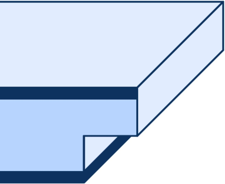 Breite und Wandst/ärke w/ählbar I DIN links I 1985 x 735 x 180 mm HORI/® Zimmert/ür Komplettset mit Zarge und T/ürdr/ücker I Innent/ür wei/ß lackiert mit 2 Querstreifen I H/öhe 198,5 cm I Anschlag