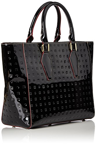 Elisabeth Arcadia H Donna X Borsa black Cm w Tote Nero 13x27x42 L rrxdwqO8