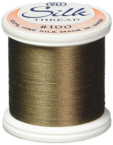 (YLI Silk Thread 100 Weight 200 Meters- (20210-254))