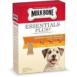 Amazon.com : Milk-Bone Essentials Plus+ Optimal Health Dog