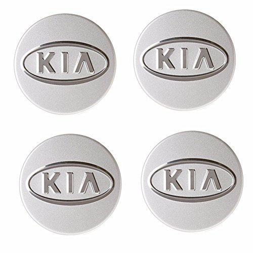 HYUNDAI Wheel Center Hub Cap Set 4P KIA Forte/Koup Soul Optima Sportage OEM Parts