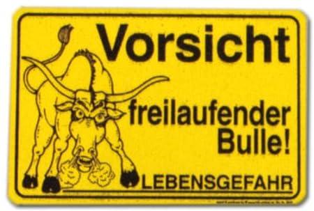 Cartel amarillo - precaución en marcha sin peligro Hembra ...