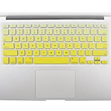 """All-inside Yellow Ombre Keyboard Skin for MacBook Pro 13"""" 15"""" 17"""" (with or without Retina Display) / MacBoook Air 13"""""""