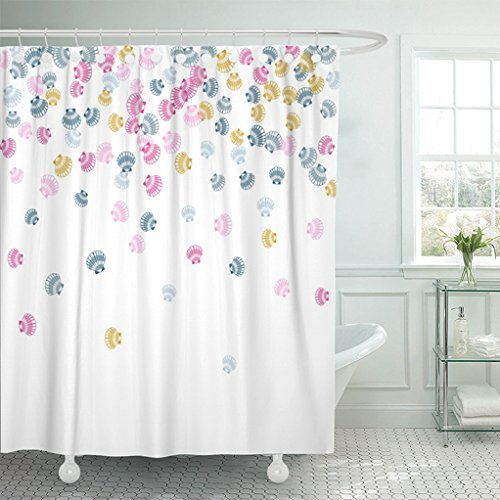 Emvency Shower Curtain 66