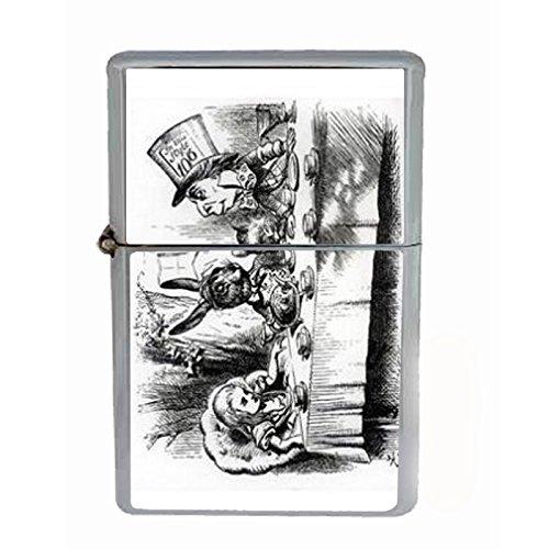 Alice In Wonderland Mad Tea Dual Torch Lighter D-032 (Tea Torch)