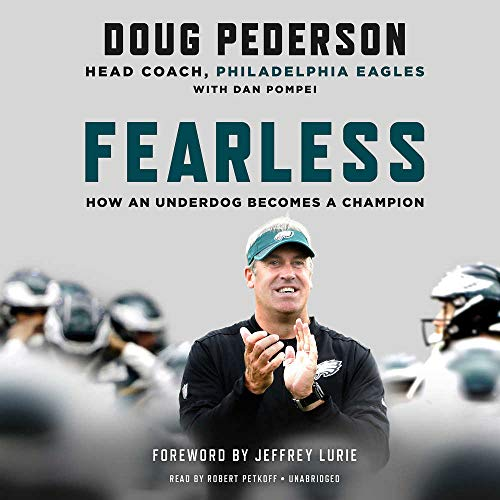 Fearless: How an Underdog Becomes a Champion: Includes PDF of Photographs by Basic Books
