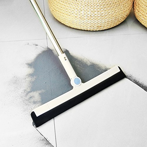 Removable Scrubber Squeegee Washable Bristles product image