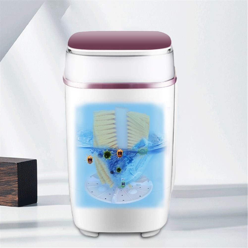 PNYGJM 3 en 1 Lavadora doméstica/Máquina de desagüe/Lavadora de Zapatos Portable Mini Smart Lazy Desinfección automática de Zapatos