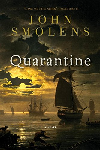 Quarantine Novel John Smolens product image