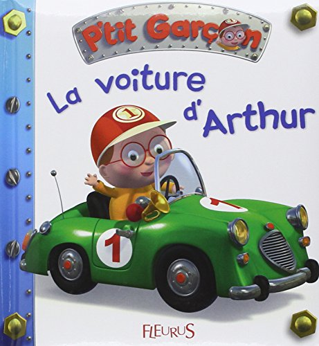 La voiture d'Arthur (French Edition)
