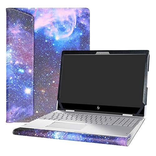 Alapmk Protective Case Cover For 15.6 HP Envy X360 15 15-cnXXXX 15m-cnXXXX 15-cpXXXX 15m-cpXXXX Laptop [Warning:Not fit Envy X360 15 15-apXXX 15-arXXX 15-wXXX 15-bqXXX 15-bpXXX 15-uXXX Series],Galaxy
