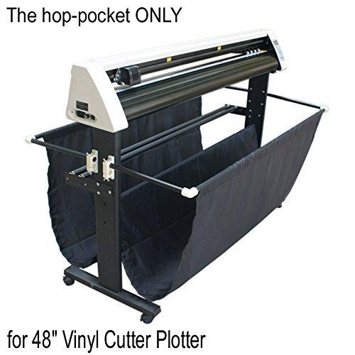 Hop-pocket for Vinyl Cutter Plotter For 48