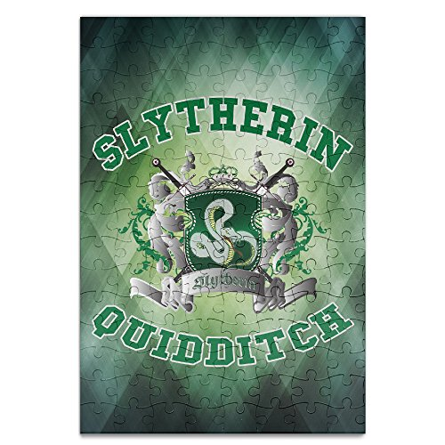 [Beauty Harry Potter-Slytherin Quidditch 5 Personalized Picture Print Jigsaw Puzzle Puzzle A4 - 120] (Persona 4 Dancing All Night Costumes)
