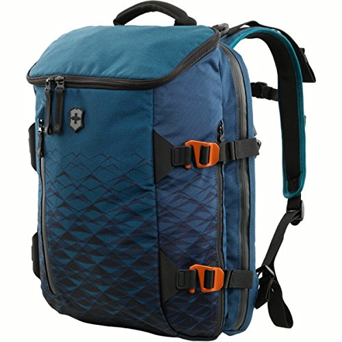 (Victorinox Vx Touring Laptop Backpack 15, Dark Teal, One Size)