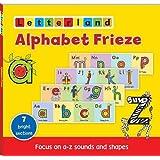 Alphabet Frieze