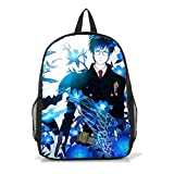 Dreamcosplay Ao no Exorcist Okumura Yukio Backpack Student Bag Cosplay