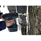 5 Maple Syrup Tap Spile Kit 5 Taps + Drop Lines