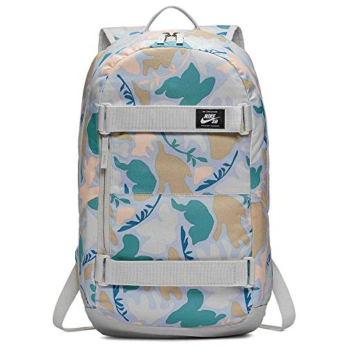 Nike SB Courthouse Printed Skate Backpack - BA6360 (White/Vast Grey)