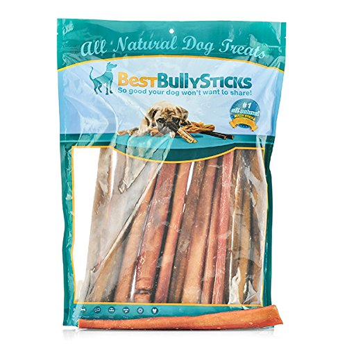 12 Inch Jumbo Bully Sticks - 25 Pack by Best Bully Sticks
