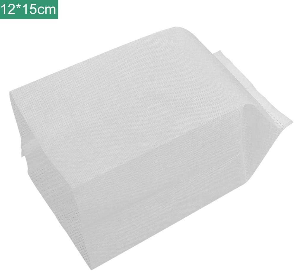Waroomss - 100 Bolsas biodegradables para Plantas, Cultivo de ...