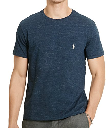 Polo Ralph Lauren Men's Crew Neck Pony Logo T-Shirt (X-Large) - Sales Lauren Ralph Polo