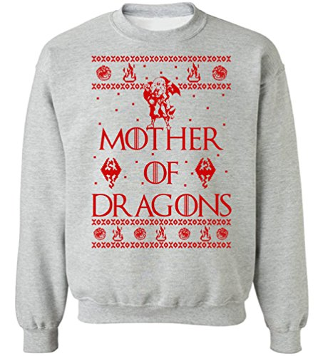Mother of Dragons Ugly Christmas sweater Christmas sweatshirt