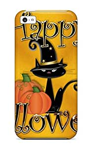 Perfect Fit PSFxjcF9470xOBWO Happy Halloween Case For Iphone - 5s