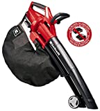 Einhell 3433600 Power X-Change Cordless Leaf Blower, 36 V, Red