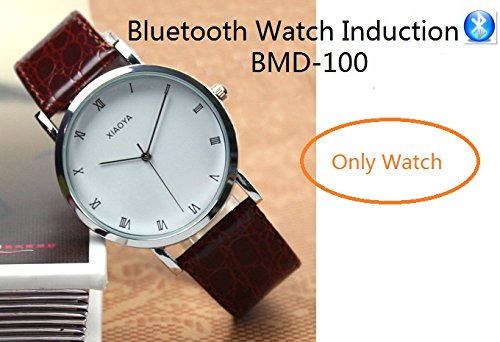 EDIMAEG BMD-100 Bluetooth Watch For mini wireless earpiece as A Full Hands free Talking Kit Really watch Mechanical Watch (Only Watch) by EDIMAEG-US