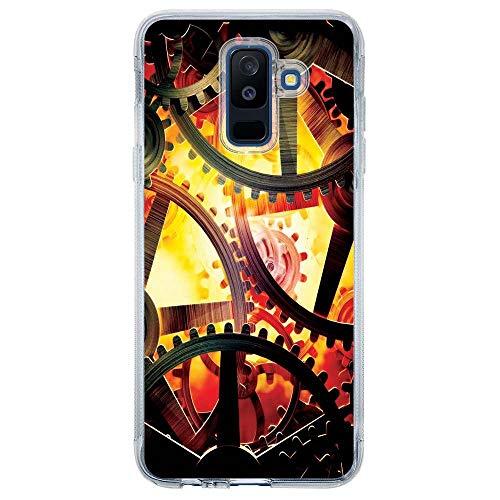 Capa Personalizada Samsung Galaxy A6 Plus A605 Hightech - HG05