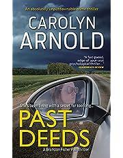Past Deeds: An absolutely unputdownable crime thriller (Brandon Fisher FBI Series Book 8)