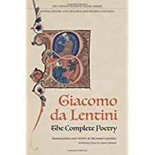The Complete Poetry of Giacomo da Lentini (Lorenzo Da Ponte Italian Library)