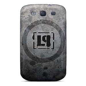 Bumper Hard Phone Case For Samsung Galaxy S3 (dKU5686mjkD) Allow Personal Design High-definition Linkin Park Skin