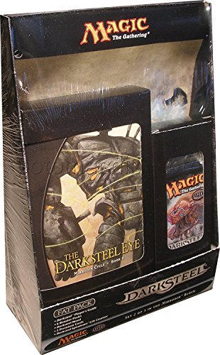 MTG Magic the Gathering Darksteel Fat Pack Sealed New by Magic: the Gathering