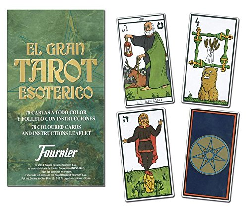 El Gran Tarot Esoterico: Maritxu Guler, Luis Pena Longa ...