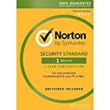 Norton 8132695 Security Standard 1-User 1-Device 1-Year