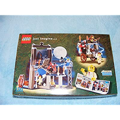 Lego Studios Vampire's Crypt 1381: Toys & Games