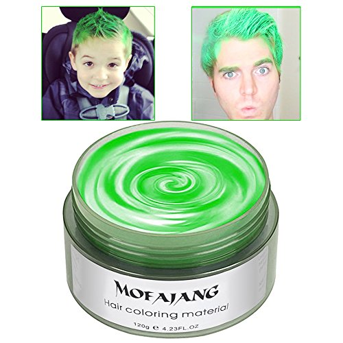 Mofajang Hair Color Wax,INST Temporary Hair Dye,Hair Coloring