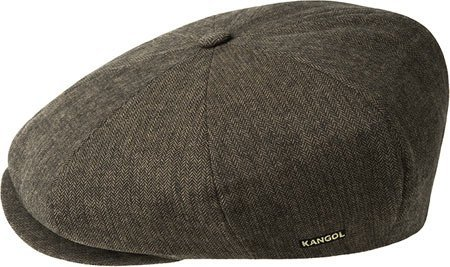 Kangol Men Tweed Ripley Camo Herringbone M