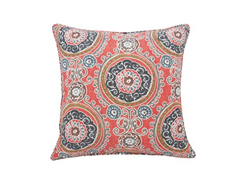 Arlee Tamariz Printed Medallion Toss Pillow, (Arlee Pillow)