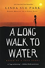 The New York Times bestseller A Long Walk to Water begins as two stories, told in alternating sections, about two eleven-year-olds in Sudan, a girl in 2008 and a boy in 1985. The girl, Nya, is fetching water from a pond that is two hou...