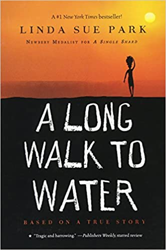 Win A Signed Copy Of A Long Walk To Water Gra17 The Global Read Aloud