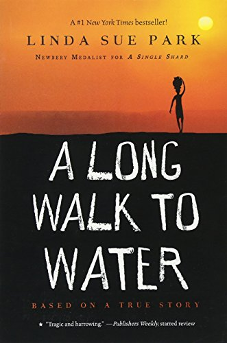A Long Walk to Water: Based on a True - Mall In Spanish